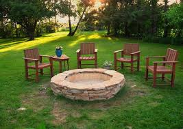 how to build a fire pit the hottest new addition to your yard