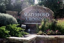 waterford crossing allen