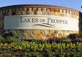 lakes of prosper
