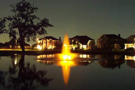 glendover_park_pond_night