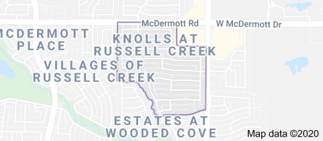 knolls at russell creek